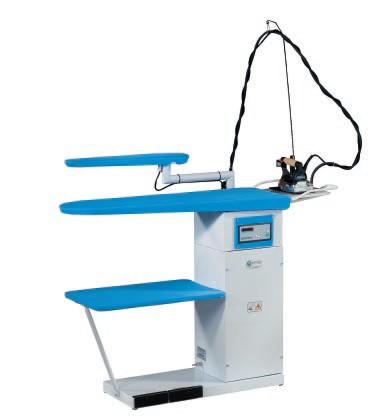 ARGO Battistella Italy IRONING TABLE WITH STEAM GENERATOR AND STEAM IRON